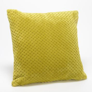 Valit green olive color cushion