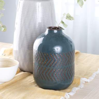 Lixa gres vase