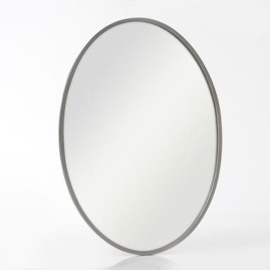 Pely round mirror