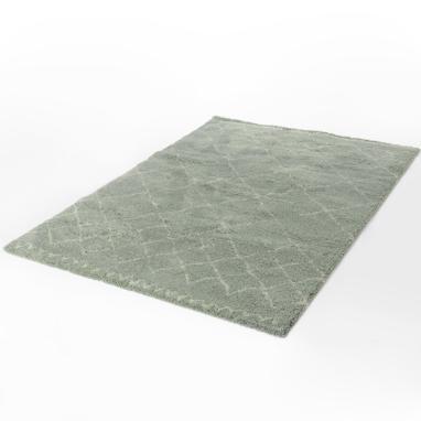 Lifa green rug