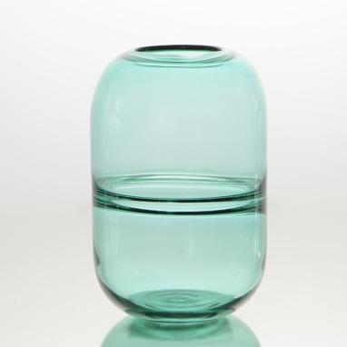 Tikre vaso turchese