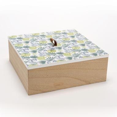 Surp tea box 9 compartment