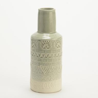 Amet lime bottle vase