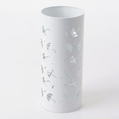 Foxy white umbrella stand