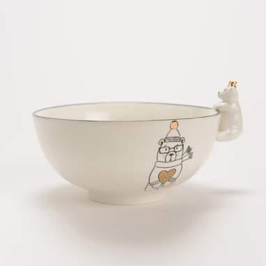 Sout lion bowl