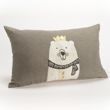 Maxy little bear cushion