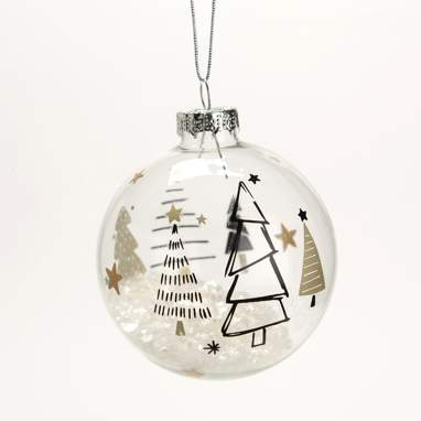 Edin christmas bauble