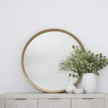 Ring specchio