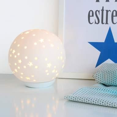 Antar lampe étoile