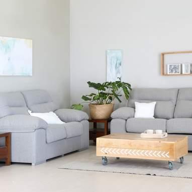Roma conjunto sofá 3plz+sofá 2plz