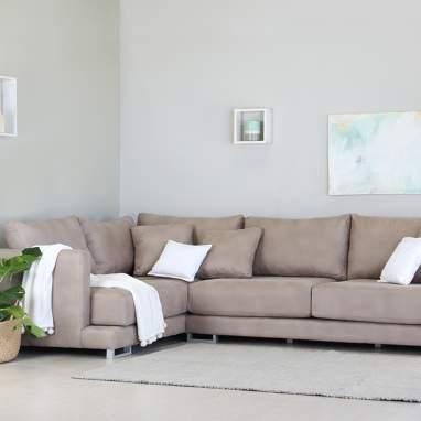 Palermo sofá de canto mediano esq