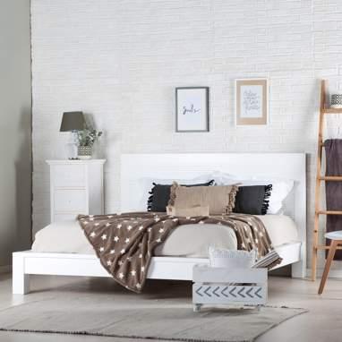 Sendai cama completa 160x200