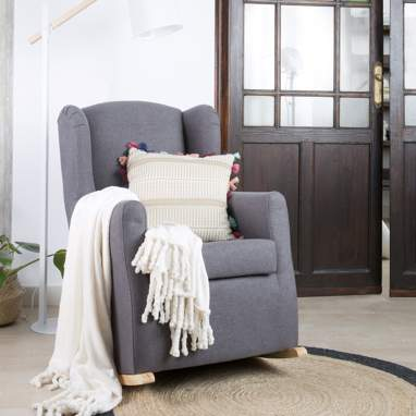Syra breastfeeding rocking chair