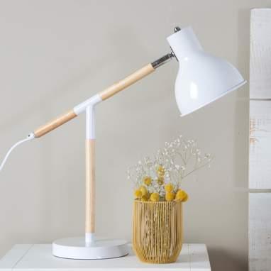Ster lámpara-flexo blanco-made ra grande