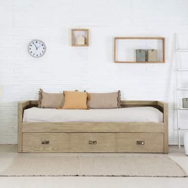 Saigon cama tipo gaveta