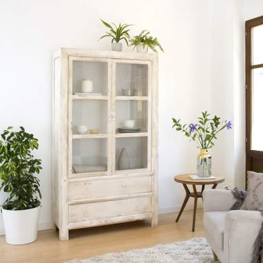 Soho double cabinet