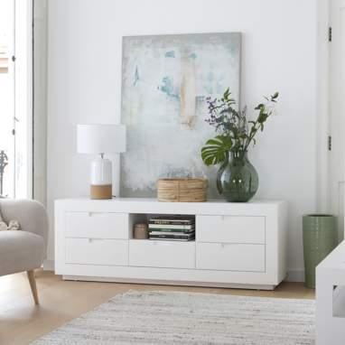 Sisal mueble tv
