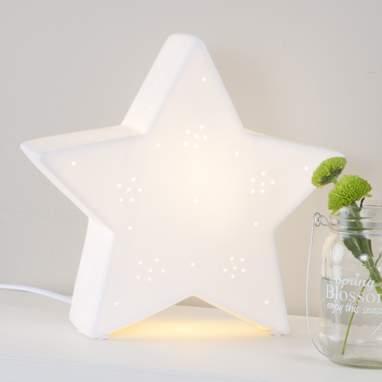 Wera lampara estrella porcelan a