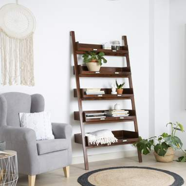 Ladder shelf 90
