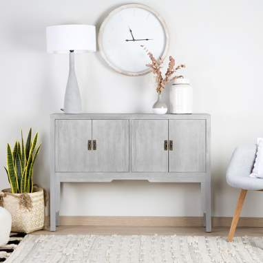 Sakura narrow sideboard