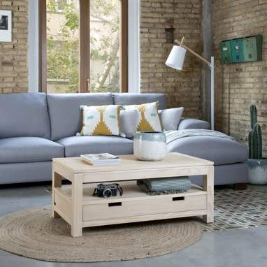 Jil sand lift top coffee table