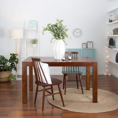 Sipura mesa extensível 140/190 teca