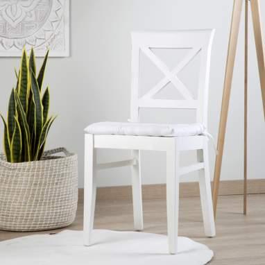 Tal silla blanca