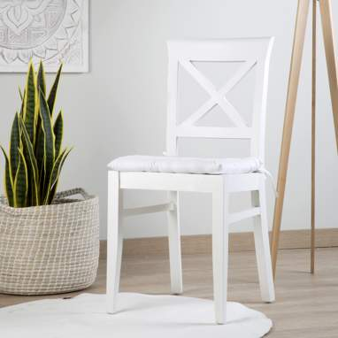Tal cadeira branca