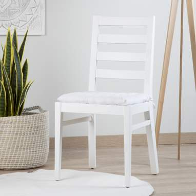 Thix chaise blanche