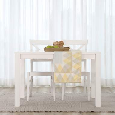 Living table 120x80 blanc