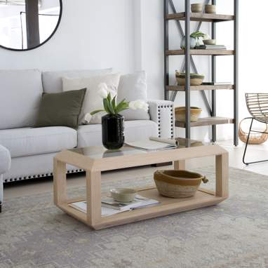 Luka sand coffee table 100