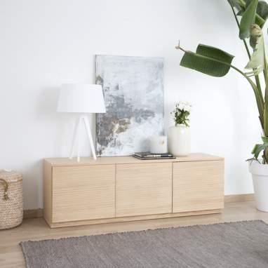 Gante sand tv stand 150