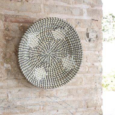 Horken prato decoração de parede pequeno