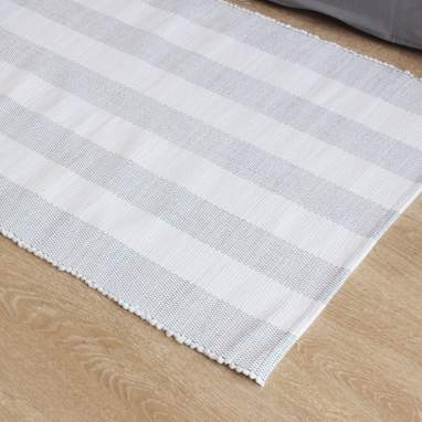 Syne striped rug