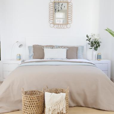 Nia padding bedspread