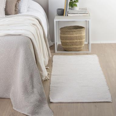 Yute alfombra