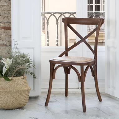 Bihar teak chair