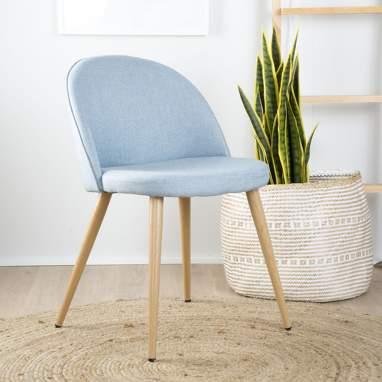 Juma cadeira azul