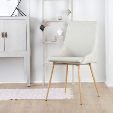 Drau beige chair