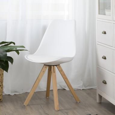 Hasa white chair
