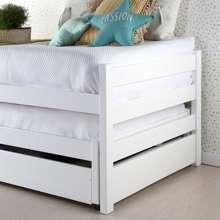 eyre cama nido blanca con banak importa