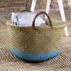 Damasco natural/blue bucket
