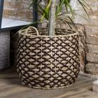 Luv basket natural/black