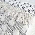 Pores cojin algodon 60x40 550 gr. flecos blanco