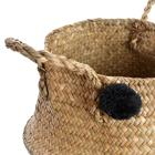 Jhoy cesta fibra 40x34 flecha negro