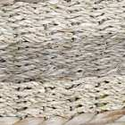 Ryke reposapies 65x65x39 fibra natural