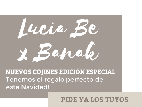 Lucía Be x Banak