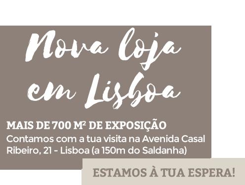 Nova loja Banak Importa Lisboa