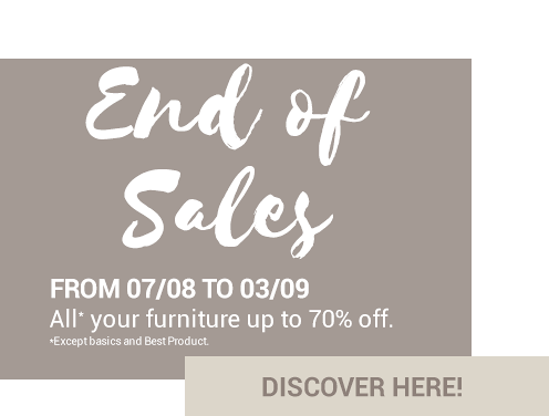 Great end of Sales